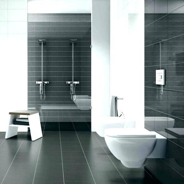 ห้องน้ำ ขาว ดำ