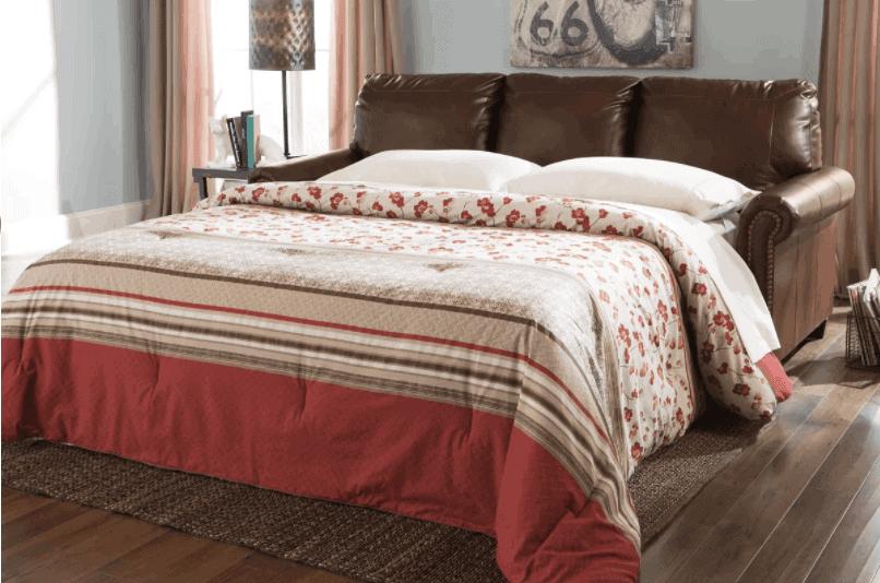 เตียงโซฟาเบดแบบดึง