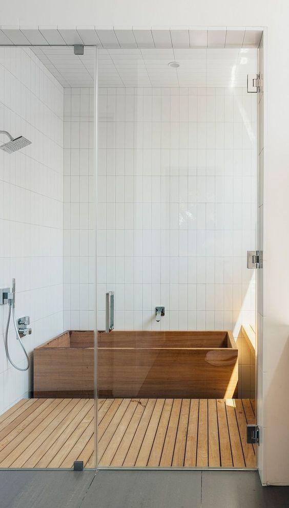 ห้องน้ำสไตล์ญี่ปุ่น