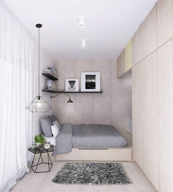 modern small room