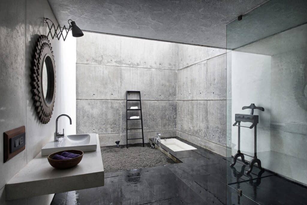 ห้องน้ำอินดัสเทรียล