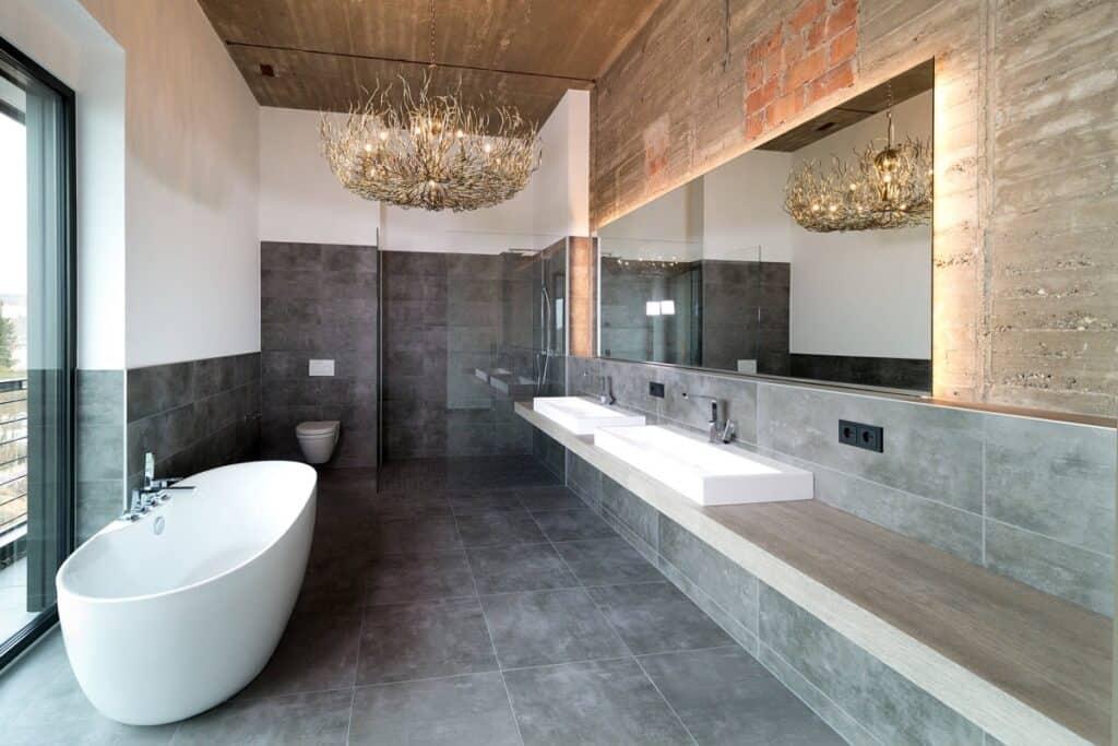 โคมไฟห้องน้ำ