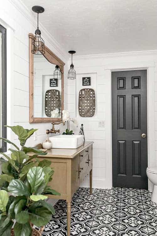 ประตูห้องน้ำสวยๆ